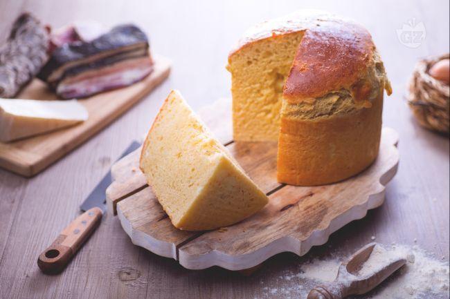 Ricetta Crescia al formaggio - La Ricetta di GialloZafferano