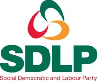 Social Democratic and Labour Party, Political Party, UK, Logo, Social democracy, Irish nationalism, Centre-right