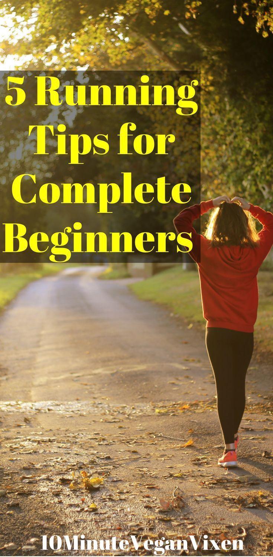 5 Running Tips for Beginners!