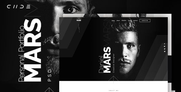 Mars - Personal Portfolio - Portfolio Creative Download here : https://themeforest.net/item/mars-personal-portfolio/20494105?s_rank=108&ref=Al-fatih