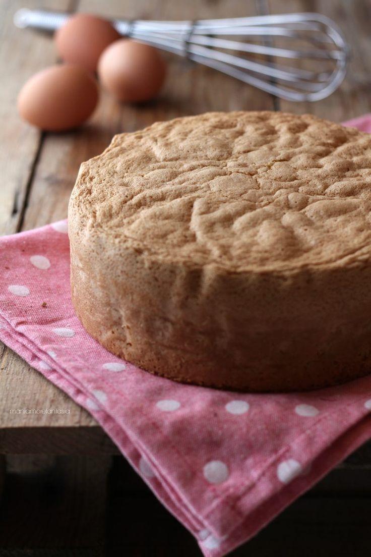 ricetta pan di spagna perfetto trucchi e suggerimenti