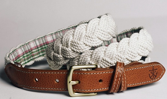 Cool belt! Casual and nice at the same time!