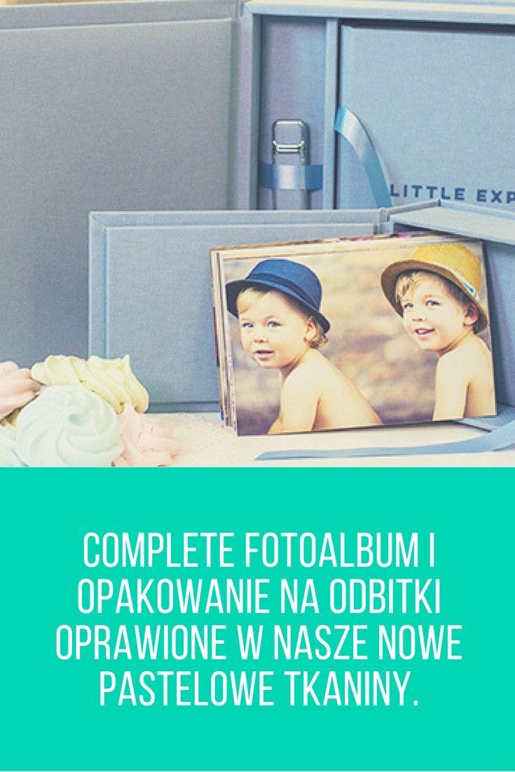 Complete Fotoalbum i opakowanie na odbitki - świetny duet dla zatrzymania wspomnień.