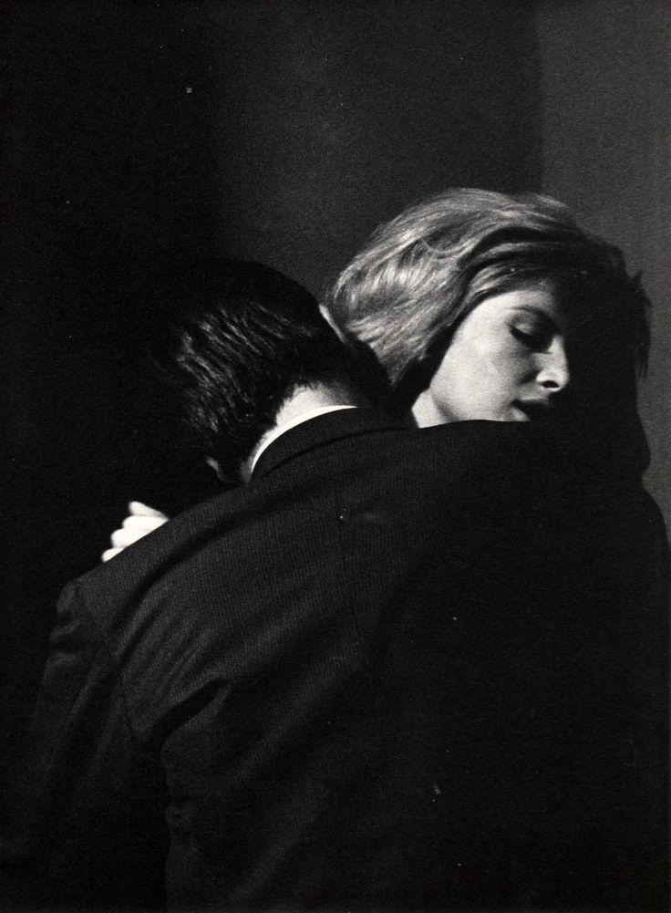 Alain Delon and Monica Vitti in still from 'L'Eclisse' (1962), Dir. Michelangelo Antonioni.