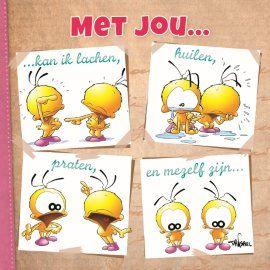 Met jou kan ik lachen, huilen, praten en mezelf zijn! #Hallmark #HallmarkNL #vriendschap #vrienden #friends #bff #kaart
