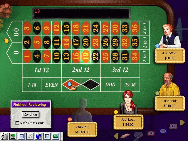 Hoyle roulette gambling strategy