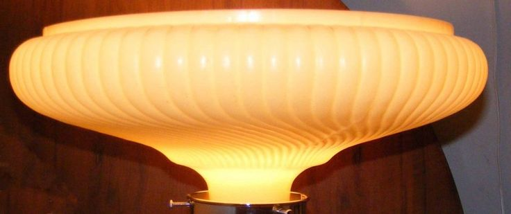 Replacement glass lamp shades for floor lamps