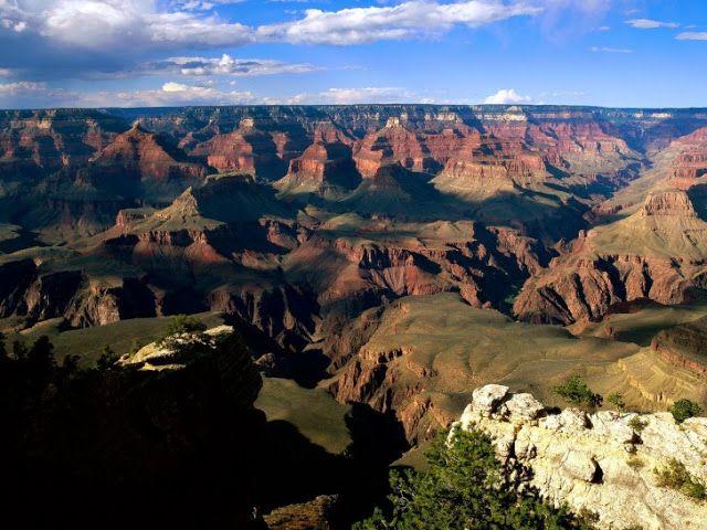 TOP WORLD TRAVEL DESTINATIONS: Grand Canyon, Arizona, USA