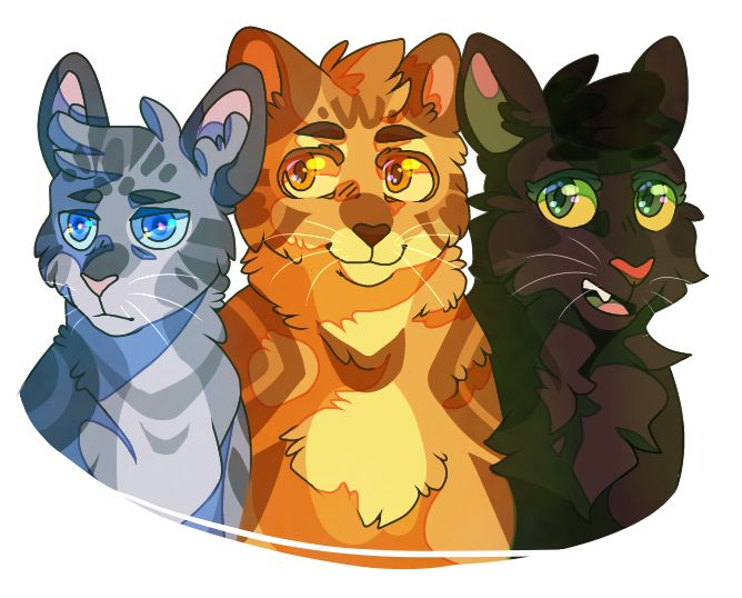 We're going to be the best warriors Thunderclan has ever seen!