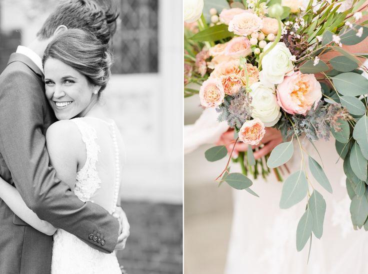 a classic ivory blush sage and taupe richmond wedding