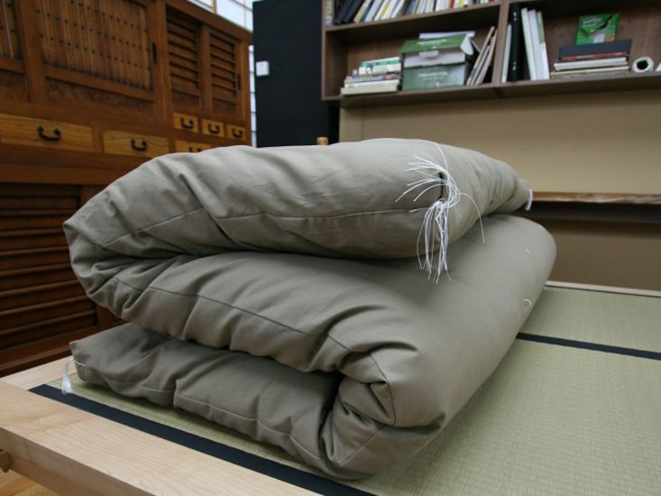 Traditional Futon: Remodelista