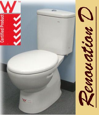 WELS Opal Close Couple Toilet