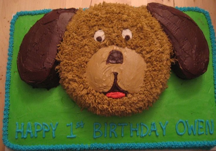 Quick And Easy Dog Birthday Cake Recipes