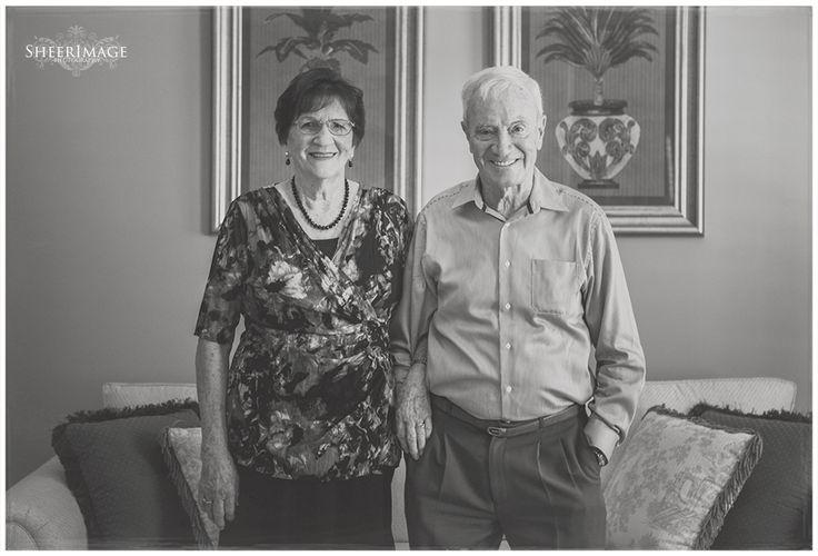 lovebirds.  60 years on.