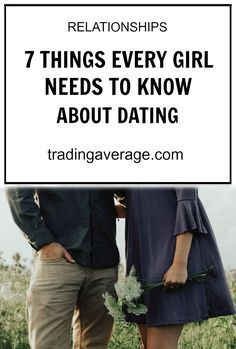 Girl dating advice from guys