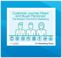 Customer Journey Maps and Buyer Personas Toolkit from Silverpop (Registration required)