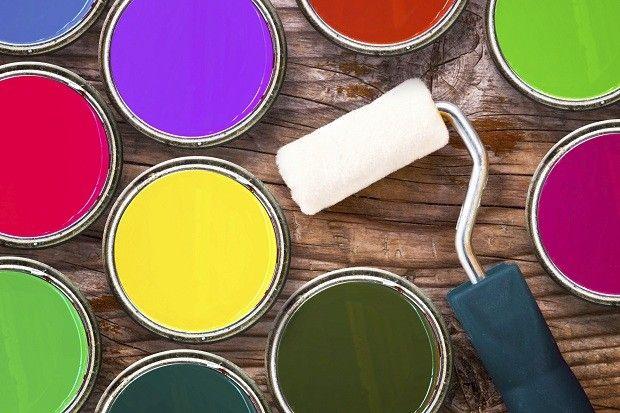 Pintar as paredes do seu escritório com cores como azul e verde pode estimular a criatividade (Foto: Thinkstock)