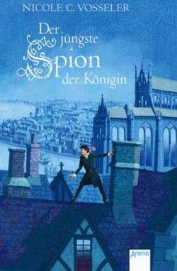 """Mein Schelmenroman zur Tudor-Zeit. Als Hardcover unter dem Titel """"Das Haus der Spione"""" erschienen."""