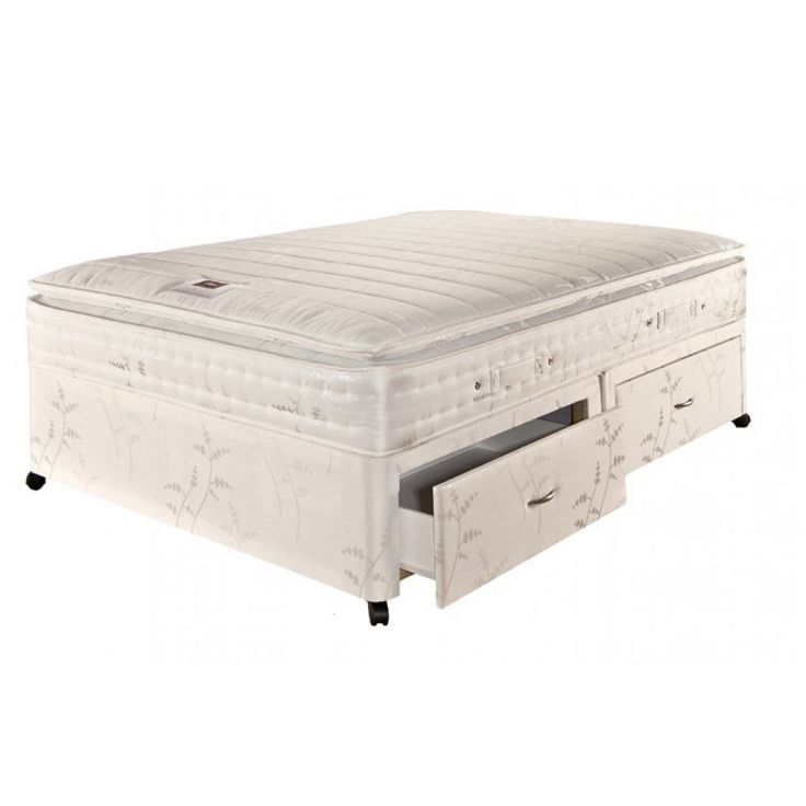 Airsprung Symphony 1700 Divan Bed. Free delivery!
