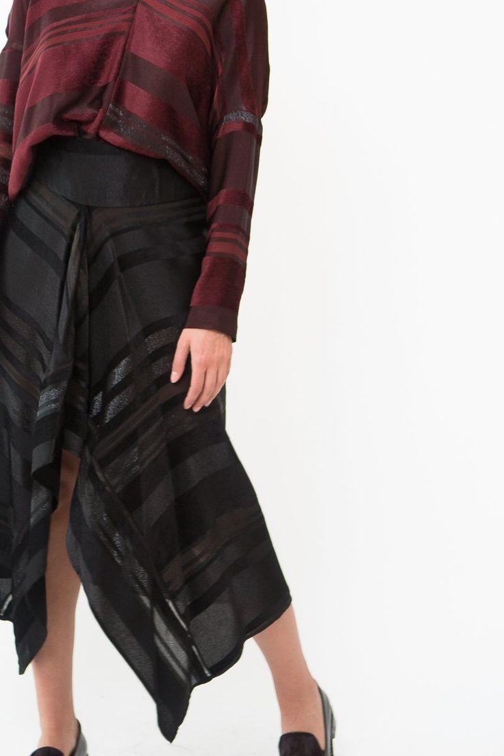 Zero + Maria Cornejo Ero Skirt