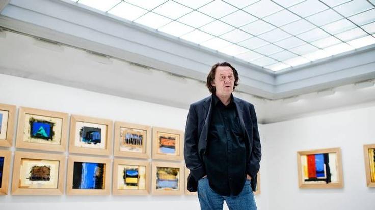 Kjell Nupen med kunstnerisk krafttak - fvn.no