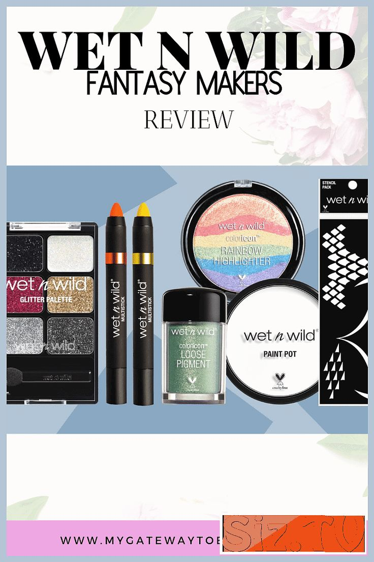 Moist N Wild Cosmetics Fantasy Assortment Assessment New Promo Moist N Wild Cosmetics Fa…