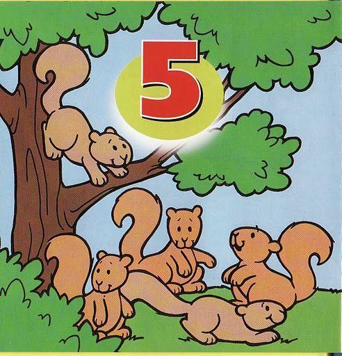 * Dieren tellen! 5-10