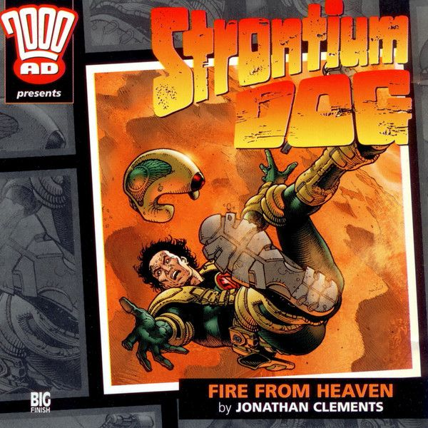 10. Strontium Dog: Fire from Heaven
