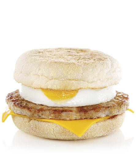 Sausage & Egg McMuffin :: Irland | Mc Do World Breakfast ...