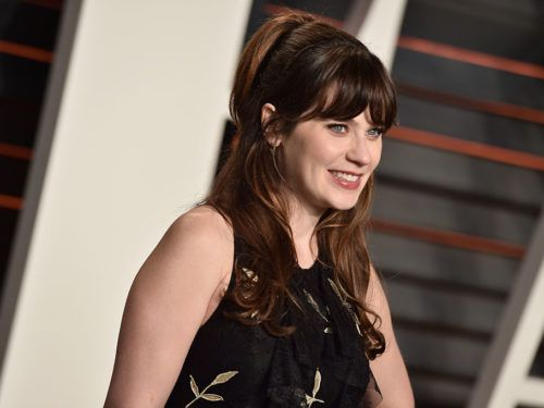 """Zooey Deschanel talks about what it's like to direct """"New Girl"""""""