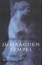 """De Maagden Tempel"" (Cover for ""The Temple of Hymen"" in Dutch edition)"