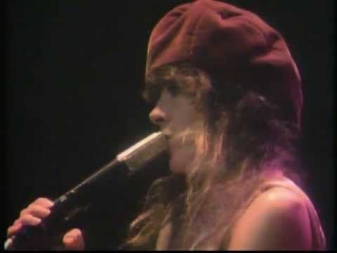 angel, fleetwood mac 1979   (I remember posting before, but I think the song was within the documentary.. love this performance-- Stevie seems so happy!  feeling this way on this beautiful Sunday afternoon..)