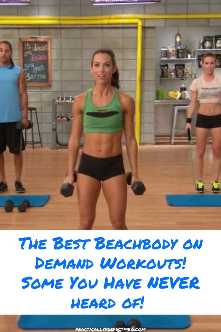 Best Beachbody On Demand Workouts To Do At Home Workout Heath