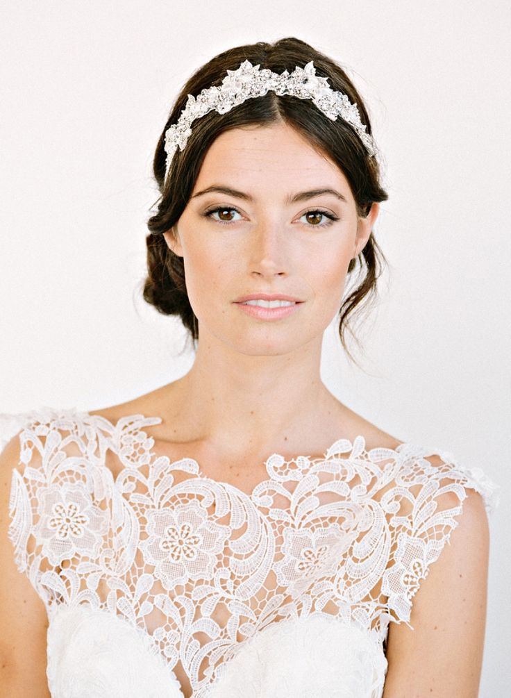 """""""Don't Wanna Wear a Veil on Your Wedding Day? I Don't Blame You. Here Are 8 Awesome Alternatives"""" Glamour.com"""