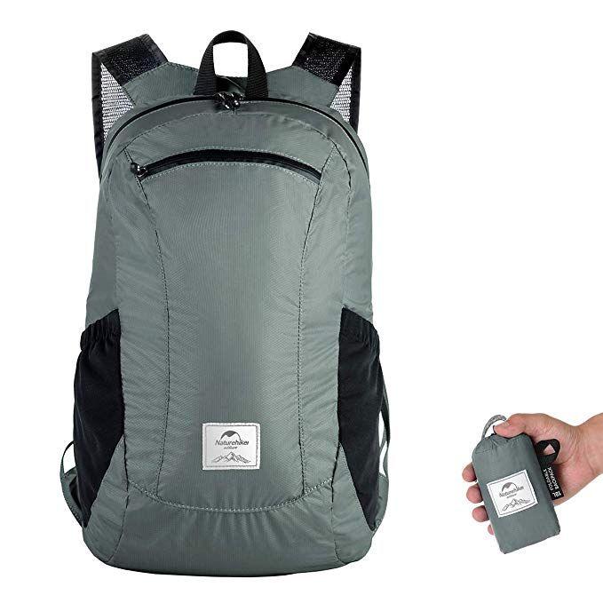 Men/'s Women/'s Ultralight Foldable Backpack Rucksack School Travel Hiking Bag