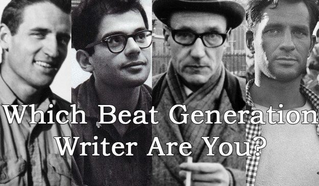 Quiz: Which Beat Generation Writer Are You?