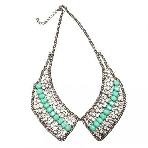 { collar necklace }
