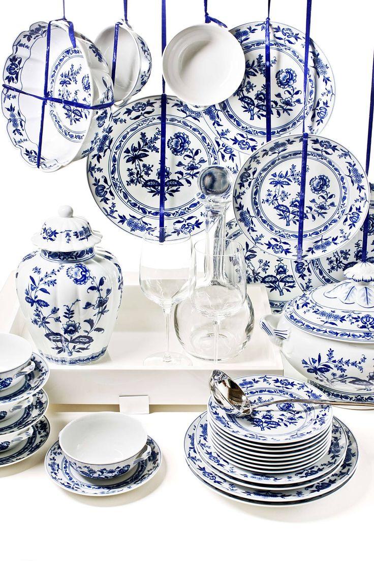 http://decorationlovers.com/ Conjunto Vista Alegre Atlantis porcelain