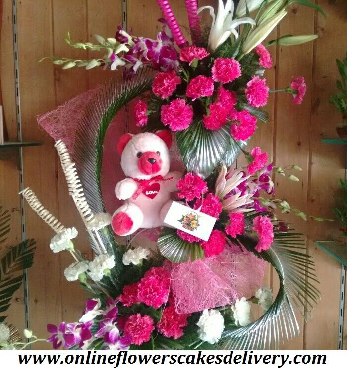 We offer a wide selection of carnation flowers for delivery at your door step. Choose from our wide range of carnations flowers & cakes delivery in india. Online flowers and cakes delivery in india. #India #IndiaFlorist #Onlineflorist #Freshflowers #Redcarnations #Whitecarnation #Blueorchid #Whiteliliy #Teddybear URL :- www.onlineflowerscakesdelivery.com