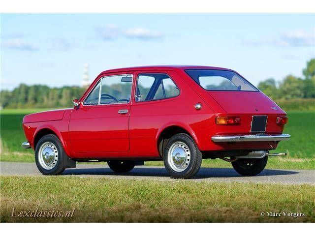 Fiat 127 Fiat Classic Cars Cars