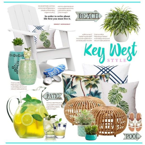 Best 25 key west decor ideas on pinterest for Key west interior design