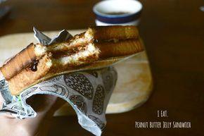 The American Classic: ピーナッツバター&ジェリーサンドイッチ