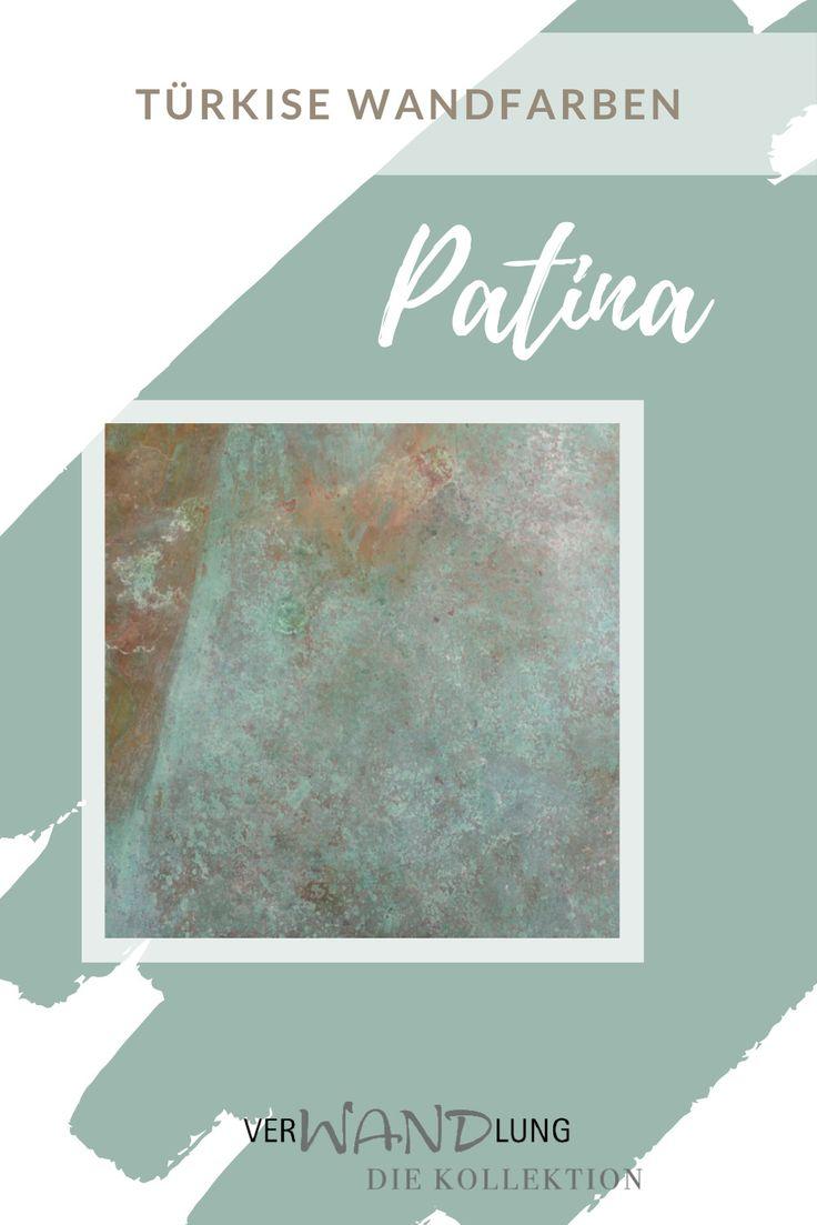 24 Wandfarbe Petrol Pastell