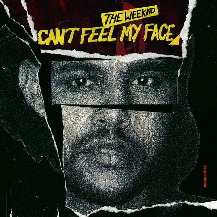 The Weeknd – Can't Feel My Face (Studio Acapella)