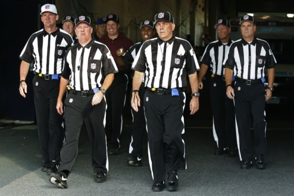 NFL officials OK deal and are good to go!