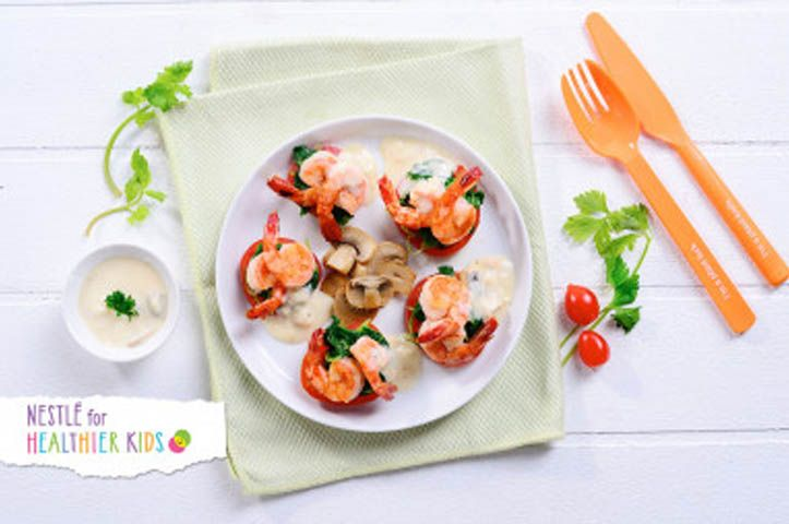 Omelet Nasi Tomat Masakan Simpel Masakan Makaroni