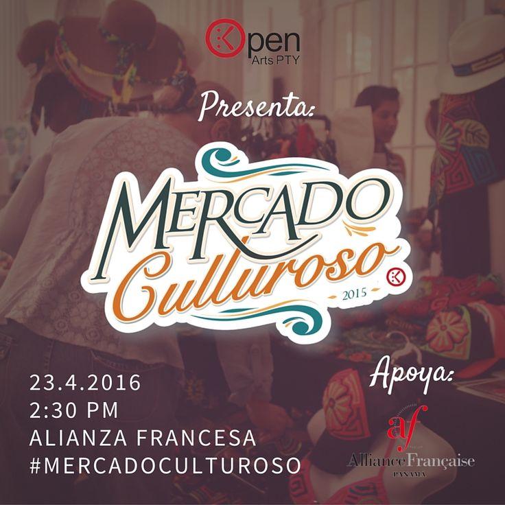 Catálogo del Mercado Culturoso Abril 2016