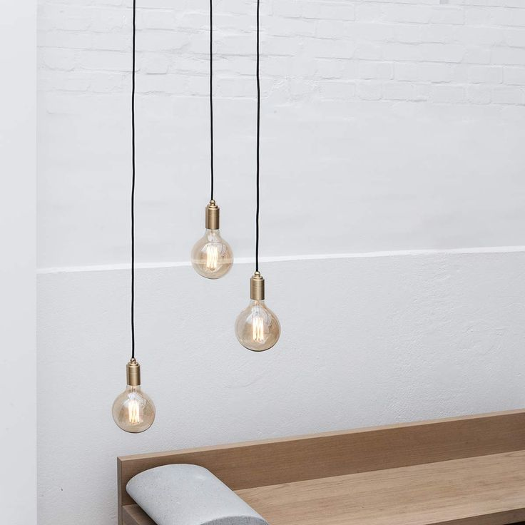 Gaia filament led lights