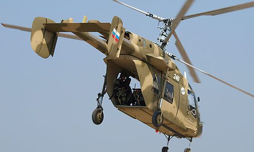 Deal to manufacture 200 Kamov 226T helis in India to be signed with Russia