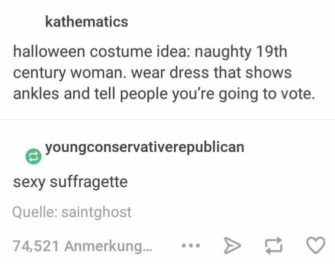 I lobe historical Halloween costumes.